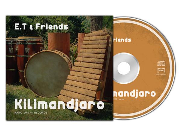 Kilimandjaro_CD-Pochette